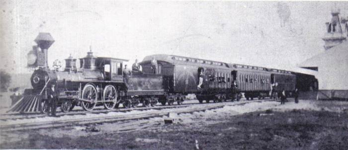 Los Angeles & Independence Railroad