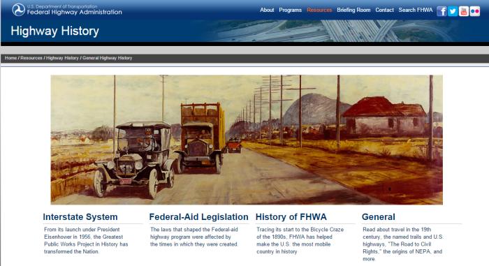 FHWA_history