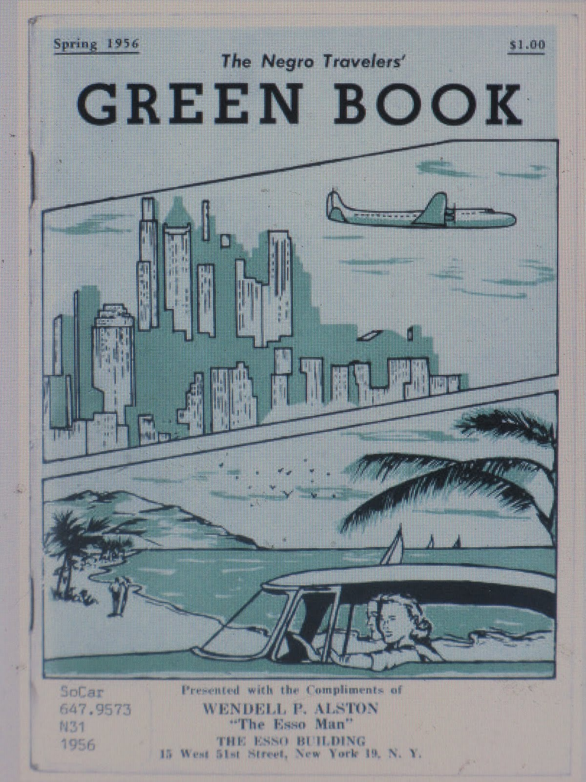 Negro Traveler S Green Book