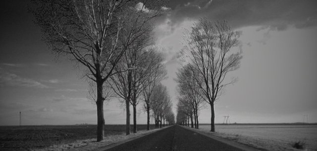Creepy highway by tiberiua15